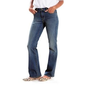LEVI'S Boot Cut 515 Women's Jeans